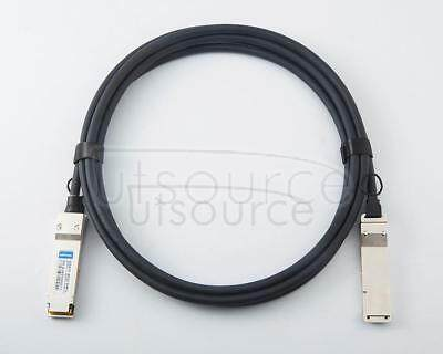 5m(16.4ft) Extreme Networks 40GB-C05-QSFP Compatible 40G QSFP+ to QSFP+ Passive Direct Attach Copper Twinax Cable