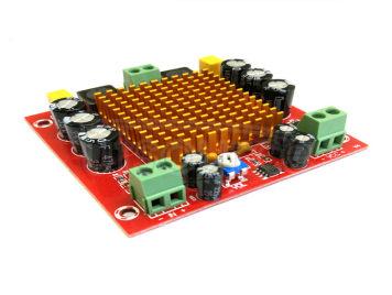 Xh-m544 mono 150W digital amplifier board TPA3116DA digital audio amplifier board 12-26v