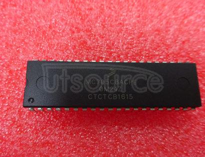 MC705C8ACPE M68HC05   MICROCONTROLLERS