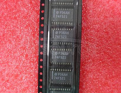 74F521SCX Identity Comparator