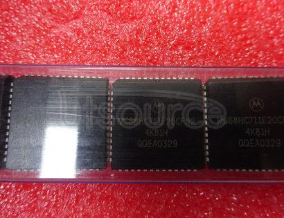 MC68HC711E20CFN2 Microcontrollers
