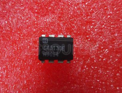 CA3130E 15MHz, BiMOS Operational Amplifier with MOSFET Input/CMOS Output