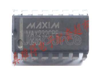MAX232CPE