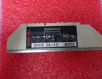SKKD26/12 Rectifier Diode Modules
