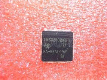 TMS320C203PZ57