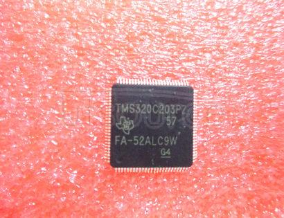 TMS320C203PZ57 16-Bit Digital Signal Processor