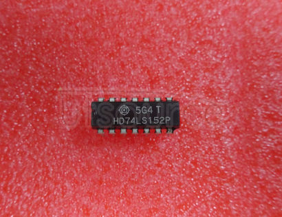 HD74LS152P 8-Input Digital Multiplexer