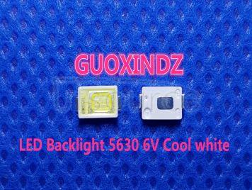For SAMSUNG LED LCD Backlight TV Application LED Backlight 0.6W 6V 5630 Cool white LED LCD TV Backlight TV Application   SPBWH1531S2AVDWBIB