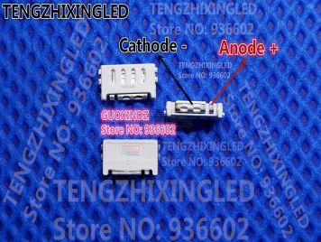 For SAMSUNG Quantum Dot TV Backlight Application LED Backlight Edge LED Series 1W 3V 7032 BLUE PKG   A138GKCBBUPBN