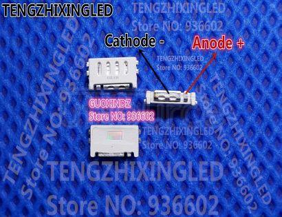 For SAMSUNG Quantum Dot TV Backlight Application LED Backlight Edge LED Series 1W 3V 7032 BLUE PKG   A138GKCBBUPBN