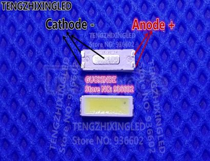 SEOUL  LED Backlight  1W  6V 7020  Cool white  LCD Backlight for TV  TV Application  SBIDS2S0E