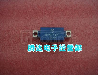 MHW6342T IC AMP CATV 7-CATV MODULE