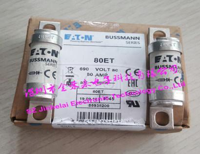 BUSSMANN 80ET New and original Fuses 80A 690V BUSSMANN 80ET New and original Fuses  80A  690V   Made in India