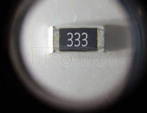 2512 Chip Resistor 5% 1W 33K