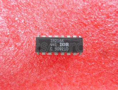 IR2166 PFC & BALLAST CONTROL IC