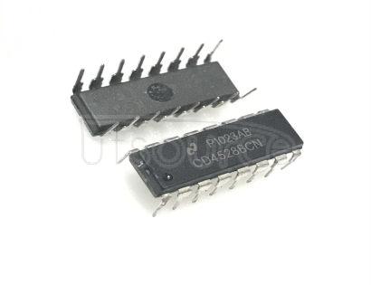 CD4528BCN IC MULTIVIBRATOR MONO DUAL 16DIP