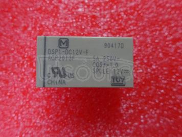 DSP1-DC12V-F 12V 5A 6PINS
