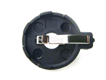 Battery box / battery holder / CR2032 battery, horizontal base, tray,  Q&J,BS-2-1