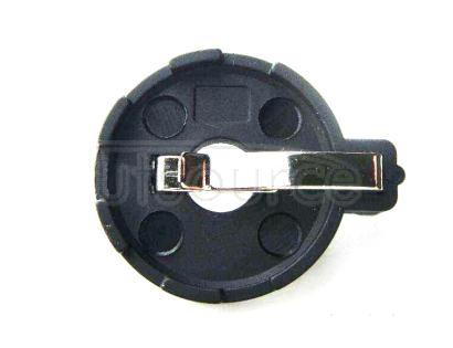 Battery box / battery holder / CR2032 battery, horizontal base, tray,  Q&J,BS-2-1 Battery box /CR2032 battery