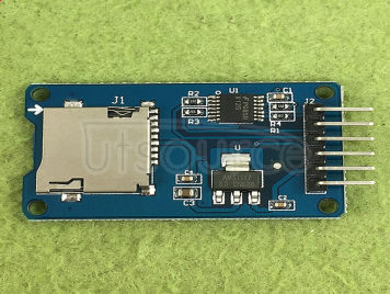 Micro SD card module TF card reader SPI with level conversion chip is compatible with UNO R3