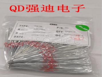 THERMISTOR MF58-103F3950 10K 1% B3950
