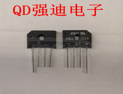 Rectifier Bridge KBU1010 10A 1000V DIP-4