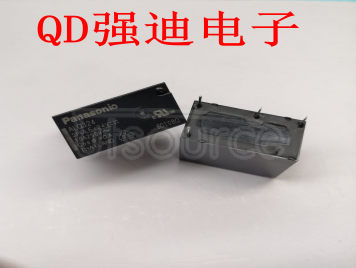 ALQ324 24VDC A group of normally open 4-foot 10A250VAC Panasonic relays