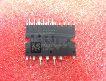 PS21965-4W 600V/20A   low-loss   CSTBTTM   inverter   bridge   for   three   phase   DC-to-AC   power   conversion