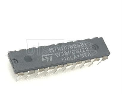M74HC623B1 OCTAL BUS TRANSCEIVER HC620 3 STATE INVERTING HC623 3 STATE NON INVERTING