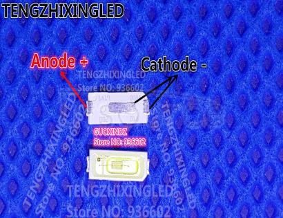 SEOUL LED Backlight 0.5W 3V 5620 Cool white LCD Backlight for TV TV Application  STWRL120E