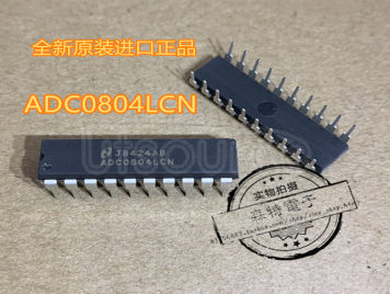ADC0804LCN