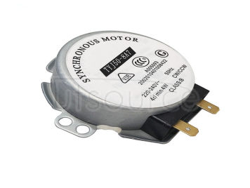 Microwave oven turntable glass disc/tray synchronous motor tyj50-8a7