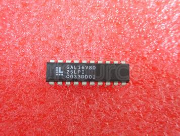 GAL16V8D-25LPI