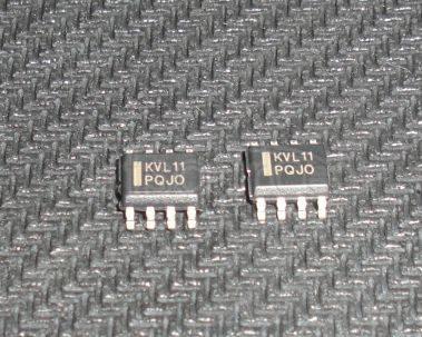 MC100LVEL11DR2G IC CLK BUFFER 1:2 1GHZ 8SOIC
