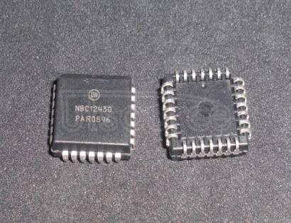 NBC12430FN IC CLK PLL SYNC 50-800MHZ 28PLCC