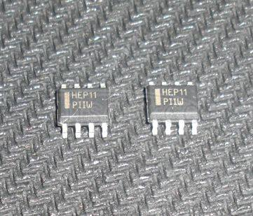 MC10EP11DG IC CLK BUFFER 1:2 3GHZ 8SOIC