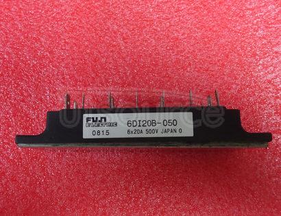 6DI20B-050 POWER TRANSISTOR MODULE