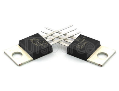 LM1117T-3.3  Linear Voltage Regulator IC Positive Fixed 1 Output 3.3V 800mA TO-220-3