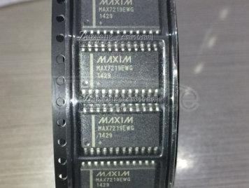 MAX7219EWG MAX7219