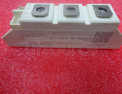 SKKH91/16E SEMIPACK1 Thyristor / Diode Modules