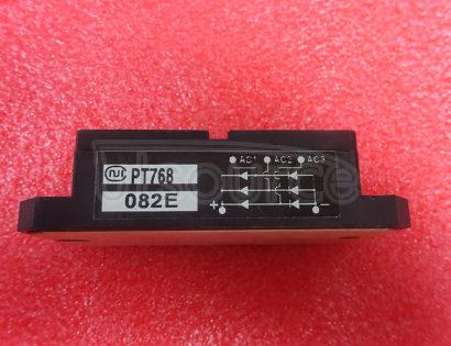 PT768 DIODE MODULE 75A/800V