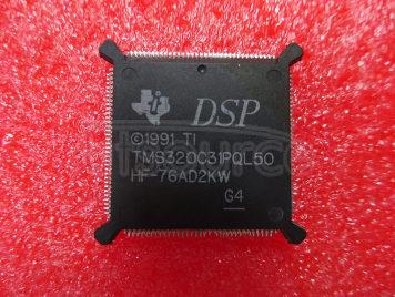 TMS320C31PQL50