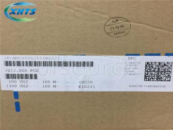 RUBYCON 100V100UF 10×20MM DIP Capacitors 100YXJ100MEFC10X20