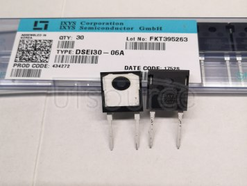 DSEI30-06A DSE130-06A 30A/600V