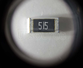 2512 Chip Resistor 5.1MΩ ±1% 1W