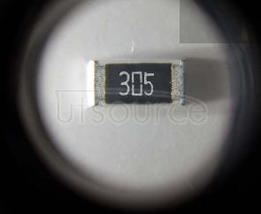 2512 Chip Resistor 3MΩ ±1% 1W