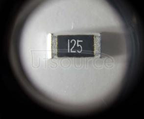 2512 Chip Resistor 1.2MΩ ±1% 1W
