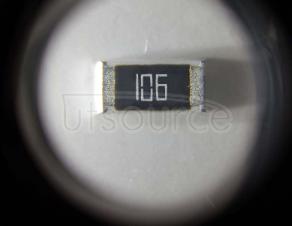 2512 Chip Resistor 10MΩ ±1% 1W
