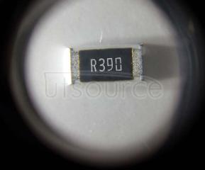 2512 Chip Resistor 0.39Ω(390mR) ±1% 1W