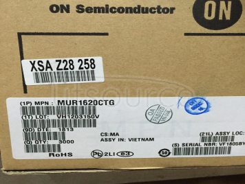 U1620G MUR1620CTG 16A/200V TO-220